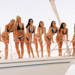 HBNB Bikini Team Calendar shoot