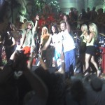 Sammy Hagar stage Bakersfield, CA