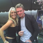 San Gennaro Festival with HBNB Model & Michael Anthony Hall