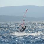 Wind surf, Bol, Croatia
