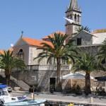 Harbor: Splitske, Croatia