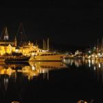 Harbor: Milna, Croatia